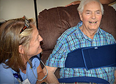 Get help from Hospice of Stanly
